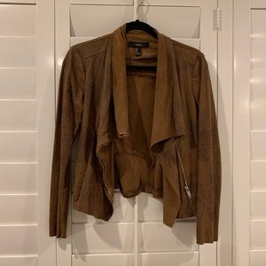 Forever 21 - Cropped Faux Suède Jacket